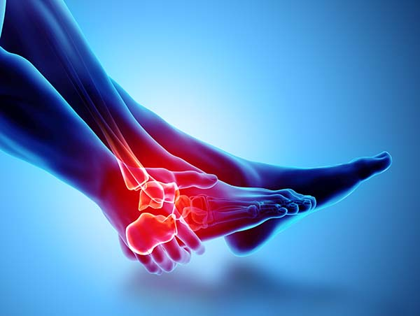 Stem Cell and Platelet Rich Plasma Injectection Therapy for Ankle Pain